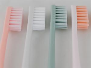 remove metabolites brush teeth